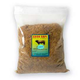 Abon sapi asli 1kg halal 2 varian rasa AB343
