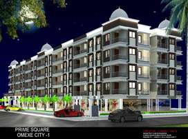 Luxury 1 & 2 BHK Flat at Prime Location of Omaxe City-1 Indore