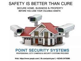 Point Security Systems - CCTV Camera & Security Systems Provider