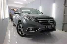 Honda Crv 2.4 at thn 2013 km 46 rbu mulus