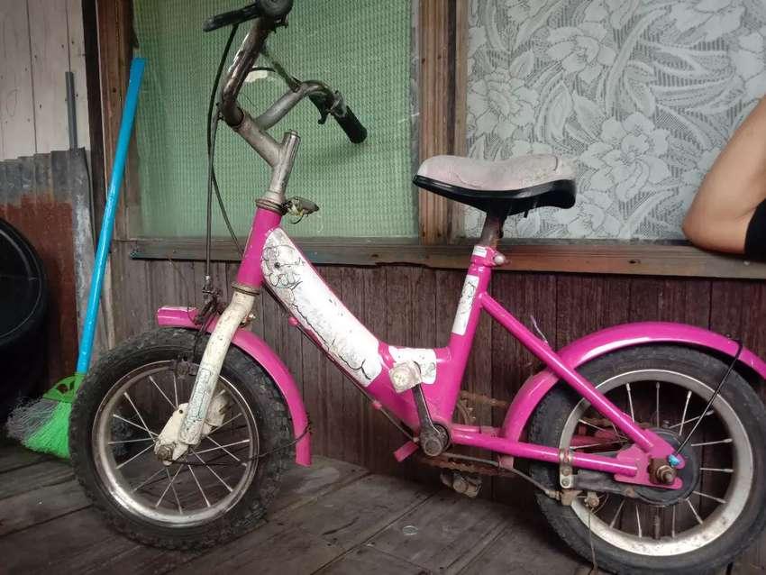 Sepeda anak ukuran 12 0