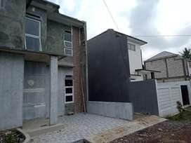 Rumah Modern minimalis 2 Lt - Murah
