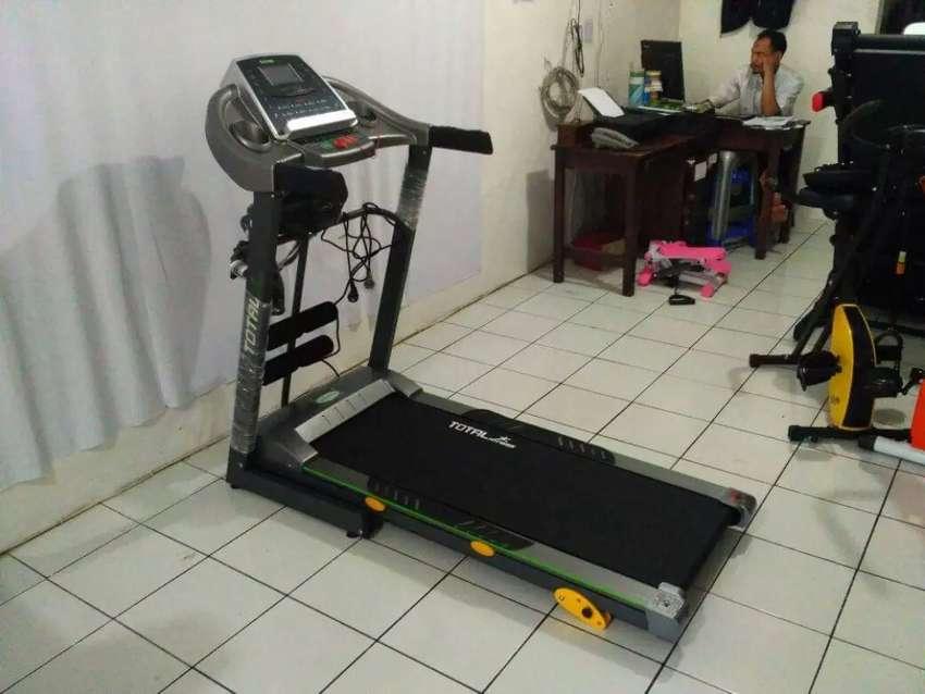 Sepeda statis,treadmill, home gym,bisa bayar dirumah id 716372