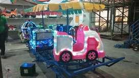 Odong best price kereta panggung wahana mainan NP