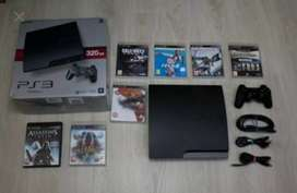 Sony Ps3 Console in good condition available for sale starts @ 9999