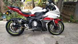 Benelli 302R 2017 Model racing Edition