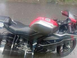 Yamaha R15 version 3