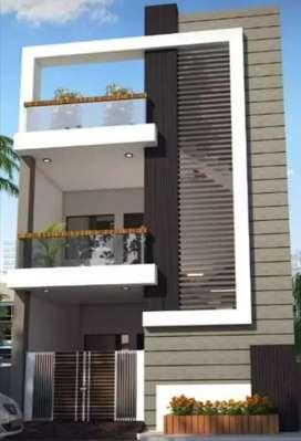 Mamta Nagar me alishan bungalow