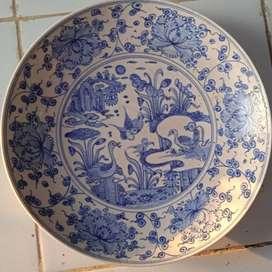 Barang antik piring china kuno