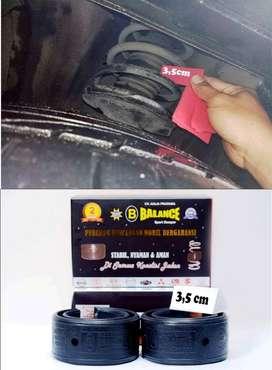 Kaki2 mobil jd empuk Anti Oleng & Limbung, pasangkan BALANCE Damper