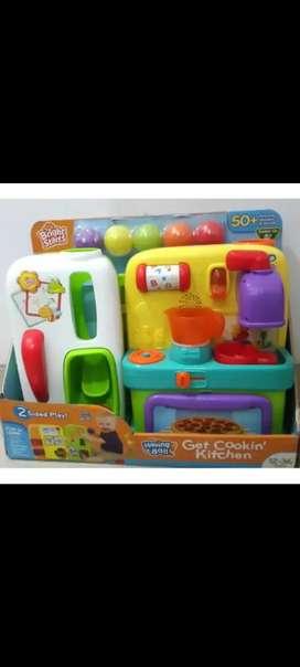 Dijual mainan bright star