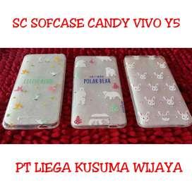 Soft Case Candy Vivo Y5