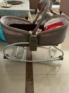 Baby Cradle+Rocker