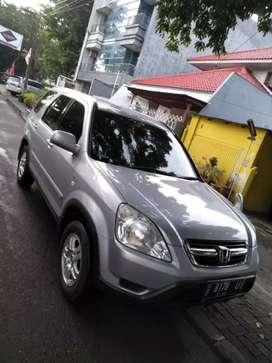 Honda CRV gen 2 2004 istimewa plat H Semarang pajak jalan