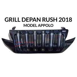 Apollo Grill Rush Xpander Pajero Fortuner