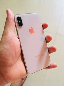 Apple iPhone X 256 GB   85 battery health    face id not working