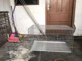 Silakan gaes ready Stok nihh kandang anjing kandang kucing