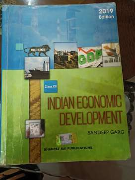 Indian economic development- Sandeep garg