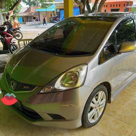 Honda jazz rs matic AD solo