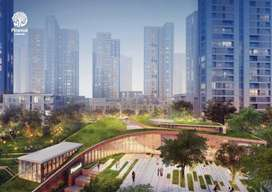 1 Bhk Ultimate Flat available for sale In Majiwada thane west