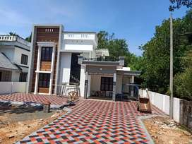10 cent 4 BHK new house in alappuzha town north