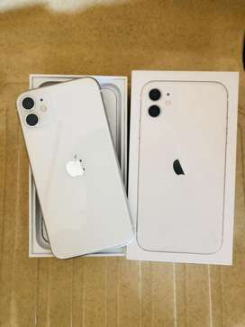 iPhone 11 Excellent condition 64Gb with All Accessories