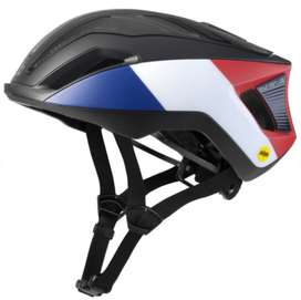 Helm Sepeda Balap: Bolle Furo MIPS Tricolor Edition - Size L
