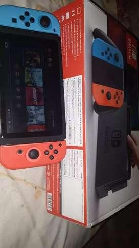 Nintendo switch ver 1