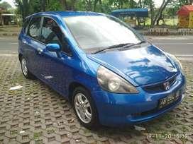 Honda Jazz 03 plat AB sleman