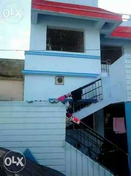 Double storey house for rent and sale