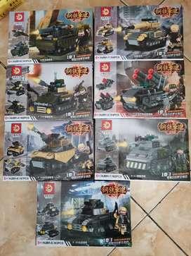 Lego nonori tentara tank