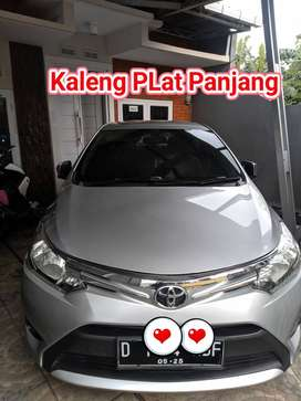 Toyota vios 2015 manual bandung