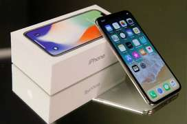 Refurbished Apple I phone X model is available at best rate with full