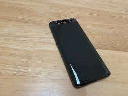 Samsung Galaxy A80 has a very good looking phone and powerful phone.