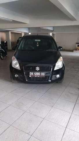 Suzuki splash 2011 mobil pribadi