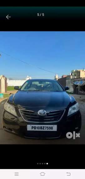 Toyota Camry 2006 Petrol Well Maintained