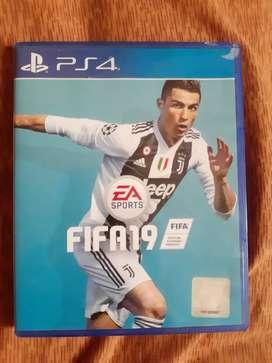 Kaset PS4 fifa 19