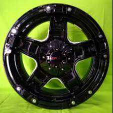 Kredit velg pajero hilux double fortuner ring 20