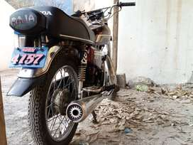 Honda 125 2010 for sale