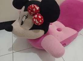 Mickey mouse pink (kursi lucu)