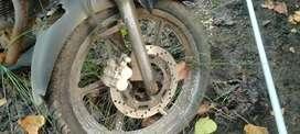 alloy wheel tayar