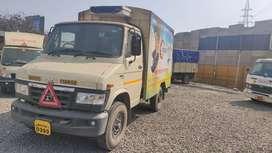 Tata 407 cold storage vehicle 2017