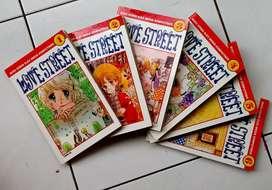 Komik Jepang Serial cantik Love Street