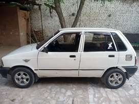 Mehran car for sale in good condition