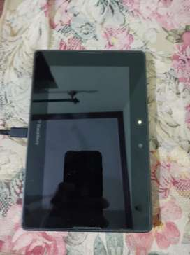 Blackberry tablet in working condition