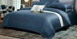 Sprei Set Bedcover Sutra Import Mewah berbagai ukuran dan motif