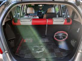 Box Audio SubWoofer Power Ampli Bagasi Honda Jazz 2013