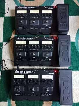 Efek Gitar Zoom G3XN