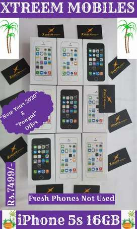 iPhone 5s..Fresh Phones Not Used..