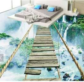 3D Bathrooms and Floors for 350 PSF onwards.